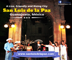 No one can escape the colonial charm of San Luis de la Paz